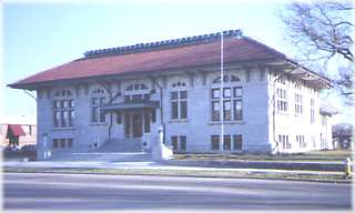 Pittsburg Public Library