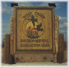Wolf Creek Environmental Education Area