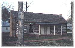 Smith-Hollingsworth Log Home
