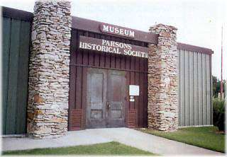 Parsons Historical Museum and Iron Horse Museum