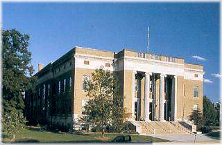 Parsons Municipal Auditorium