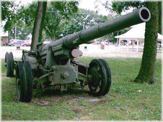 World War I Cannon
