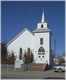 Historic Presbyterian Church