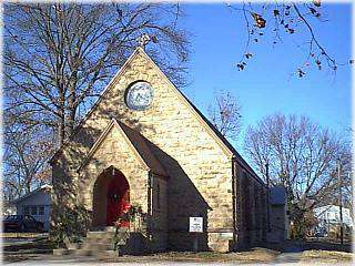Historic Episcopal Church