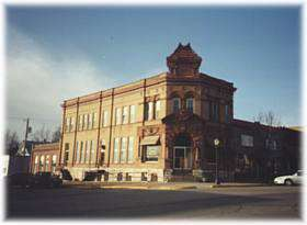 State Bank of Holton Building