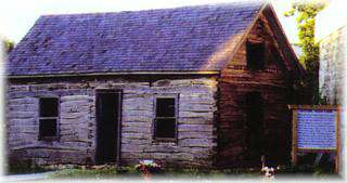 Holm Log Cabin