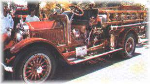 Stutz Fire Engine