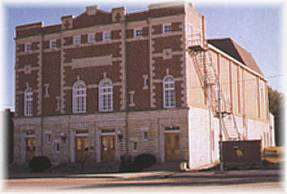 The Brown Grand Theater