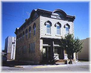Old Wilson State Bank Building
