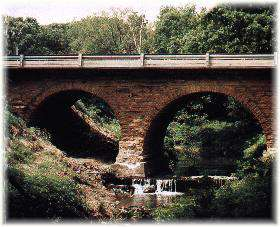Stone Double-Arch Bridge