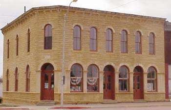 Cummins Block Building - NHR