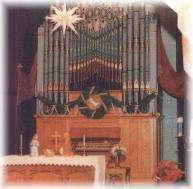 United Methodist Church Organ