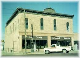 Ness County Historical Museum