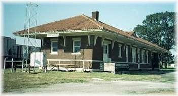 Missouri-Pacific Railroad Depot