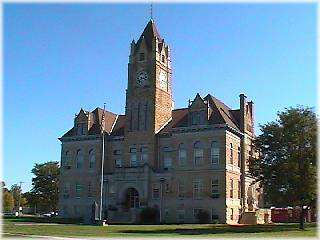 Osborne County Courthouse