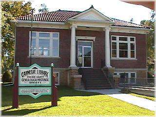 Osborne Carnegie Research Library