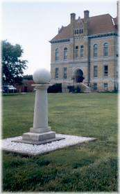 Osborne County Pioneers Memorial