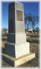 Lincoln Bedell Monument