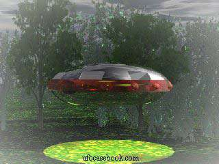 The Delphos Kansas UFO Landing Ring