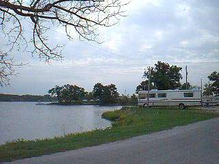 Ottawa County State Fishing Lake