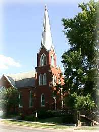 Amana Lutheran Church