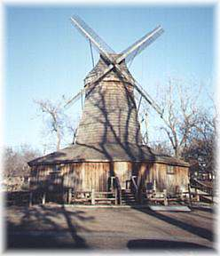 Old Dutch Mill