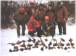 Webster Lake Hunting