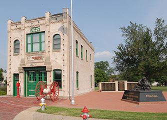 Kansas Firefighters Museum