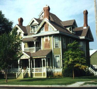 Historic Sternberg Mansion