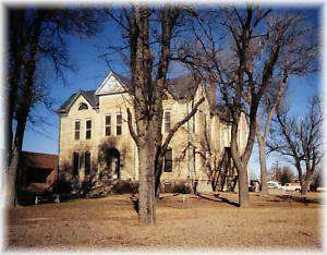 Old Greeley County Courthouse