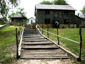 The Dalton Gang Hideout & Museum