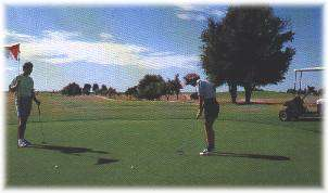 Hugoton Municipal Golf Course
