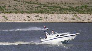Horse Thief Reservoir Boating