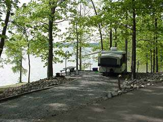 Barren River Lake Campgrounds