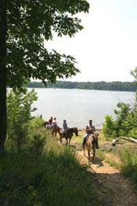 Barren River Lake Trails