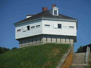 Fort McClary Blockhouse-Historic Site