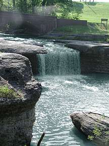 Clay County Parks - Tryst Falls