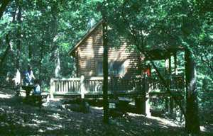 Lake of the Ozarks SP Cabins