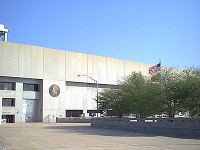 Harry S. Truman Dam and Reservoir Visitors Center