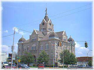 Polk County Courthouse - Bolivar, Missouri