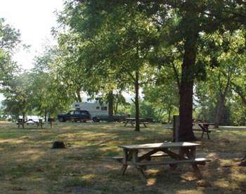 Truman Lake Campgrounds