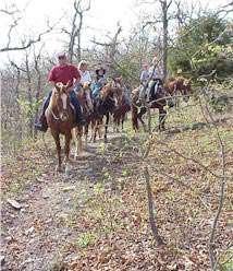 Truman Lake Equestrian Trails