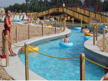 Bluff Falls Water Park & Entertainment Center