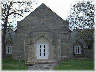 Jones Memorial Chapel and Museum