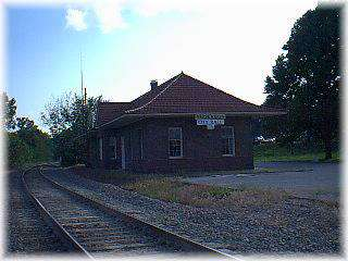 Old Railroad Depot