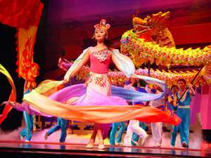 Acrobats of China featuring the New Shanghai Circus