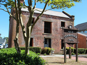 Currituck County Historic Jail