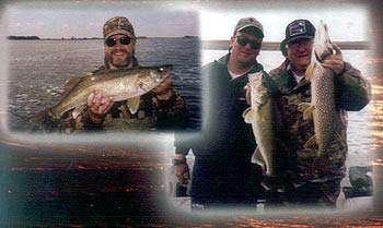 Devils Lake Fishing