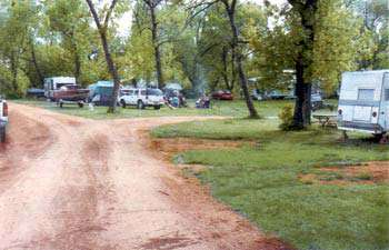 Devils Lake Campgrounds