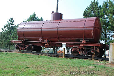 North Dakota State Railroad Museum